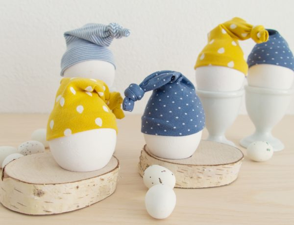 Eiermützen Eierwärmer DIY